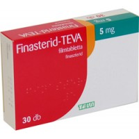 FINASTERID-TEVA 5 mg *30 tablets