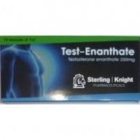 STERLING KNIGHT Test -enanthate