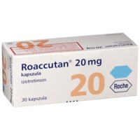 ROACCUTAN 20 mg *30tablets