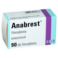 Anabrest (Anastrozole 1mg) 90tablets