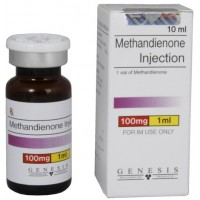 Genesis Methandienone Injection 100mg/ml  10ml/amp