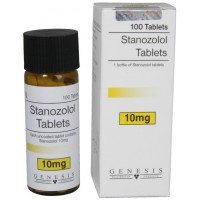 Genesis Stanozolol 10mg*100 tablets