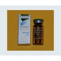 Vermodje TESTOVER C (Testosterone Cypionate) 200mg/ml 10ml