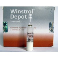 Desma wintrol 50mg*3amp /box