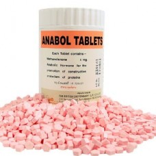 British Dispensary  Anabol Tablets 5mg*1000 tabs