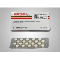 Anapolon Abdi Ibrahim 20 tabs 50mg Turkey