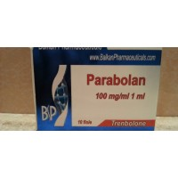 Parabolan 100mg/ml  Balkan Pharma