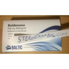 Baltic Pharma Boldenone undecylenate 200mg/ml  5amp/box