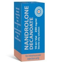 Radjay NANDROLONE DECANOATE 250mg/ml 10ml
