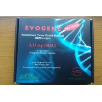 Alley Evogene 100IU Grow hormone with solvent