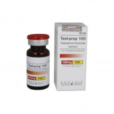 Genesis Testosterone Propionate 100mg/ml, 10ml /amp
