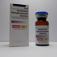 Genesis Nandrolone PHENYPROPIONATE 100mg/ml,