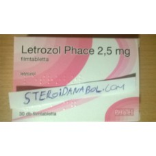LETROZOL PHACE 2,5 mg* 30 tablets