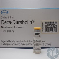 Organon deca Durabolin 5*2ml 200mg/amp