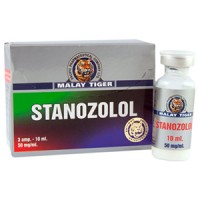 Malay Tiger Stanozolol-50  50mg/ml 10ml